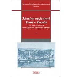 Messina negli anni Venti e Trenta