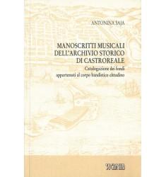 Manoscritti musicali dell'Archivio Storico di Castroreale