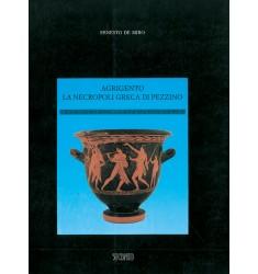 Agrigento. La necropoli greca di Pezzino