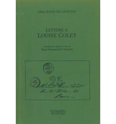 Lettere a Louise Colet