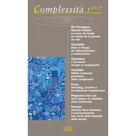 Complessità, 1 (2017)