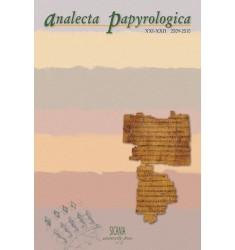 Analecta Papyrologica, XXI-XXII (2009-2010)