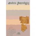 Analecta Papyrologica XXXII (2020)