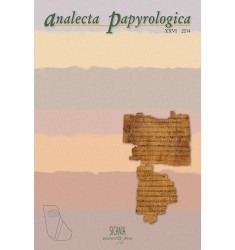 Analecta Papyrologica, XXVI (2014)