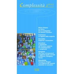 Complessità, 1 (2012)