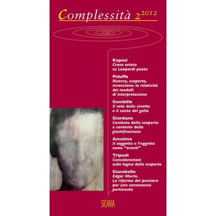 Complessità, 2 (2012)