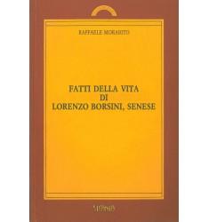 Fatti della vita di Lorenzo Borsini, Senese