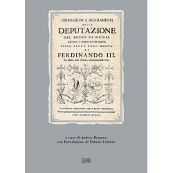 Ordinazioni e Regolamenti della Deputazione dei Regno di Sicilia
