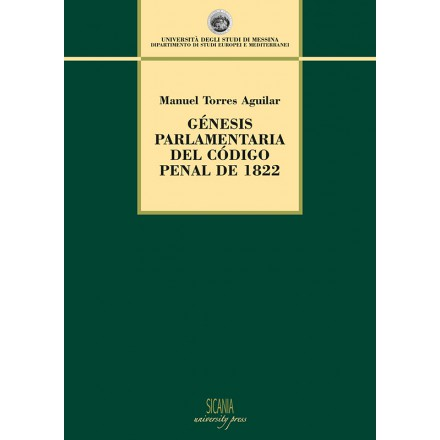 Génesis parlamentaria del Código penal de 1822
