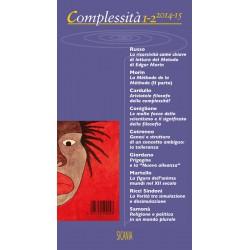 Complessità, 1-2 (2014-2015)