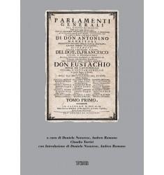Parlamenti Generali del Regno di Sicilia dall'anno 1446 sino al 1748